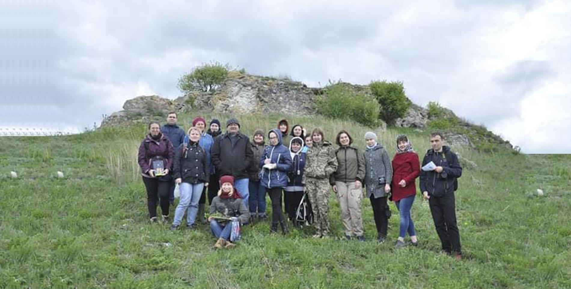 Всеукраїнська практична ботанічна школа-семінар